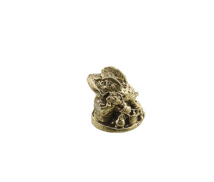 amulette porte bonheur grenouille pour la fortune crapaud luck feng shui f33. Black Bedroom Furniture Sets. Home Design Ideas
