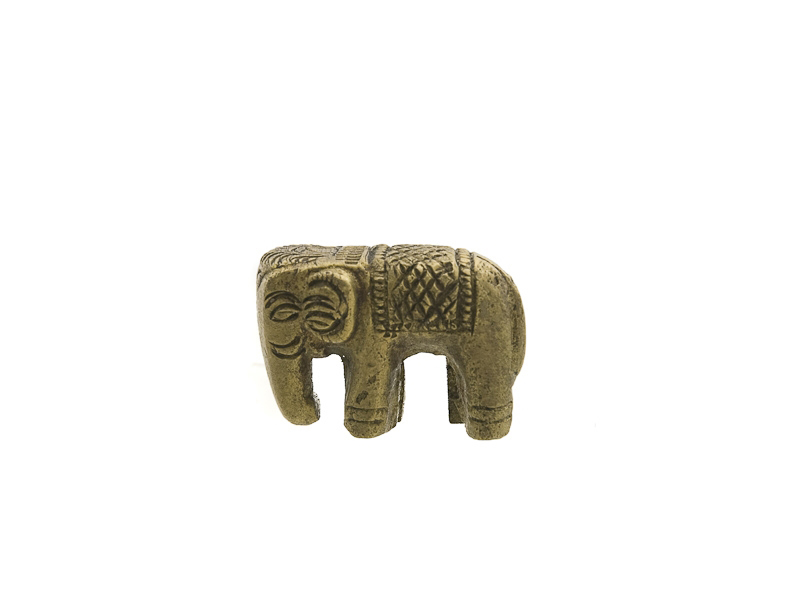 elephant porte bonheur en laiton statuette elephant elephant artisanat figurines et. Black Bedroom Furniture Sets. Home Design Ideas