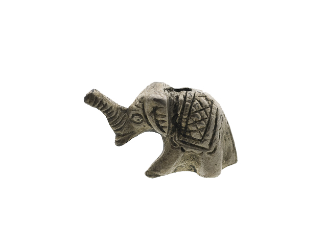 porte encens elephant porte bonheur alu statuette elephant elephant artisanat figurines et. Black Bedroom Furniture Sets. Home Design Ideas