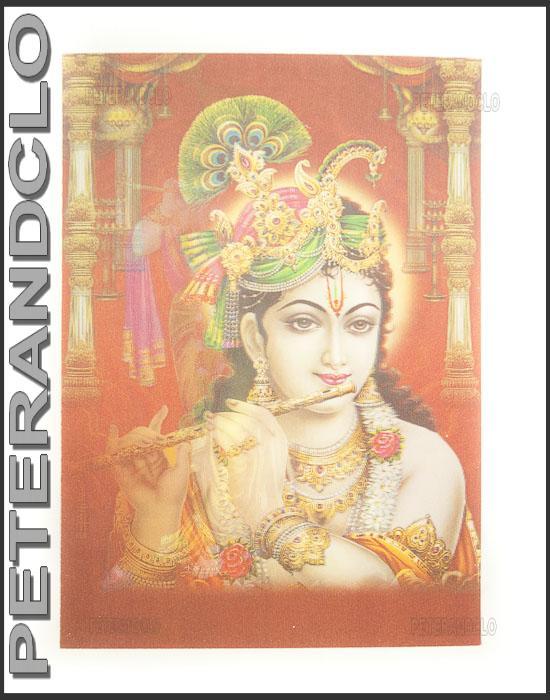 CARTES POSTALES HINDOUISTES INDIENNES OU BOLLYWOOD - Cartes postales de l' Inde