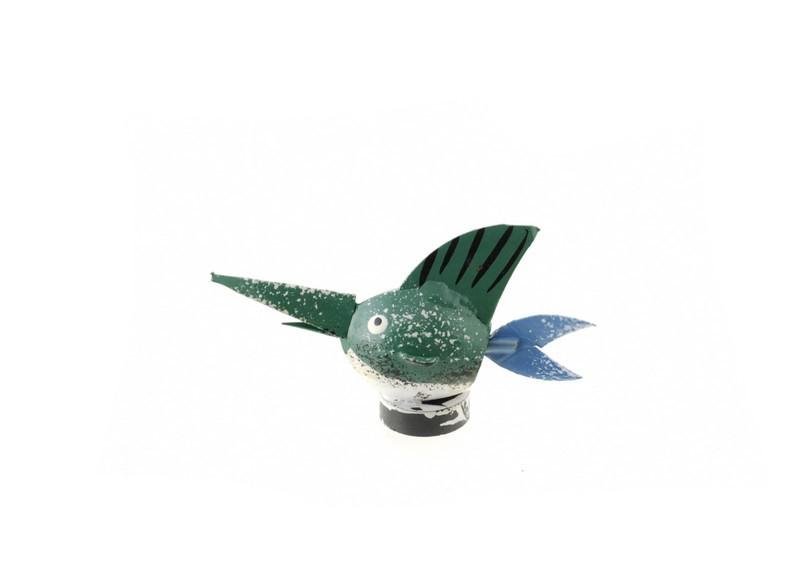magnet poisson espadon graine de pistache statuette du monde des animaux anmaux artisanat. Black Bedroom Furniture Sets. Home Design Ideas
