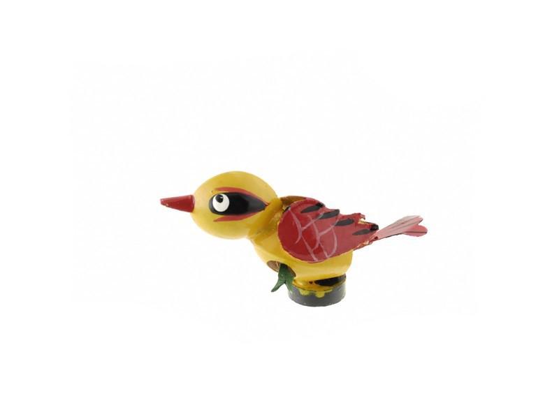 magnet oiseau graine de pistache statuette du monde des animaux anmaux artisanat figurines. Black Bedroom Furniture Sets. Home Design Ideas