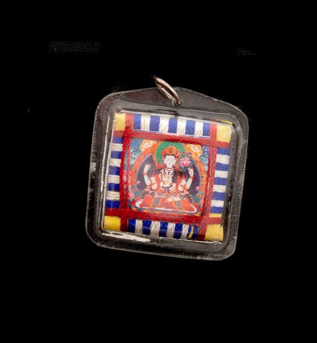 amulette tibetaine prieres bouddhistes et tibetaines mantras amulettes bouddhistes. Black Bedroom Furniture Sets. Home Design Ideas