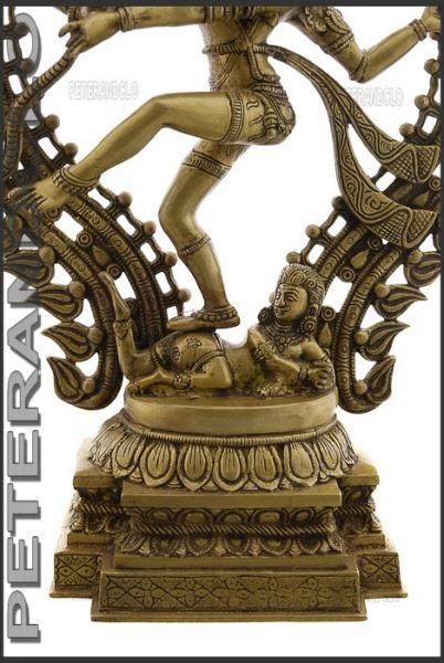 statue de shiva nataraj dansante 10 4kg inde shiva nataraj nataraja statue statue shiva. Black Bedroom Furniture Sets. Home Design Ideas