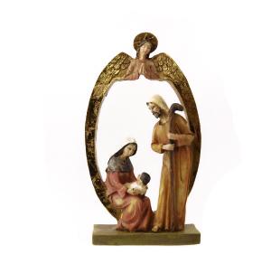 Creche et santons de noel creches de noel santons artisanat de noel - Modele de creche de noel ...