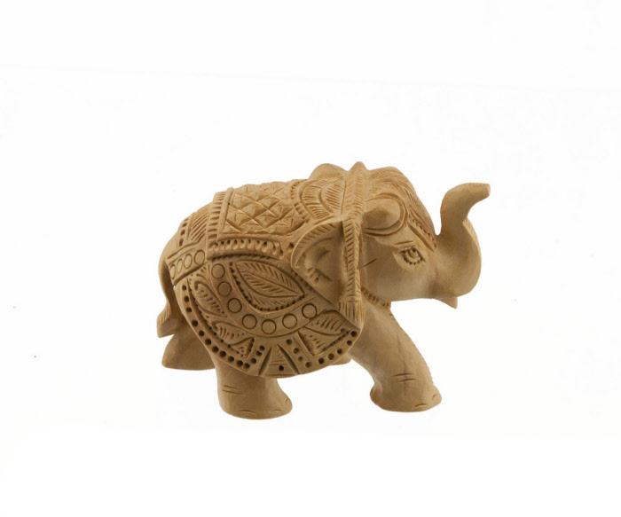elephant trompe en l air great elphant trompe en lair cm gris en saponite loading zoom with. Black Bedroom Furniture Sets. Home Design Ideas