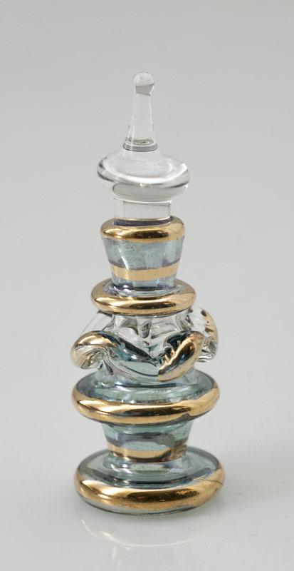 petit flacon fiole a parfum d egypte en verre souffle. Black Bedroom Furniture Sets. Home Design Ideas