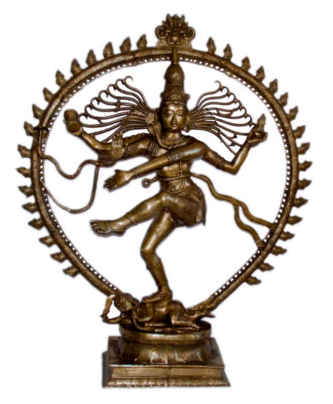 top rare statue de shiva nataraj dansante 145 kg 179 cm shiva nataraj nataraja statue. Black Bedroom Furniture Sets. Home Design Ideas