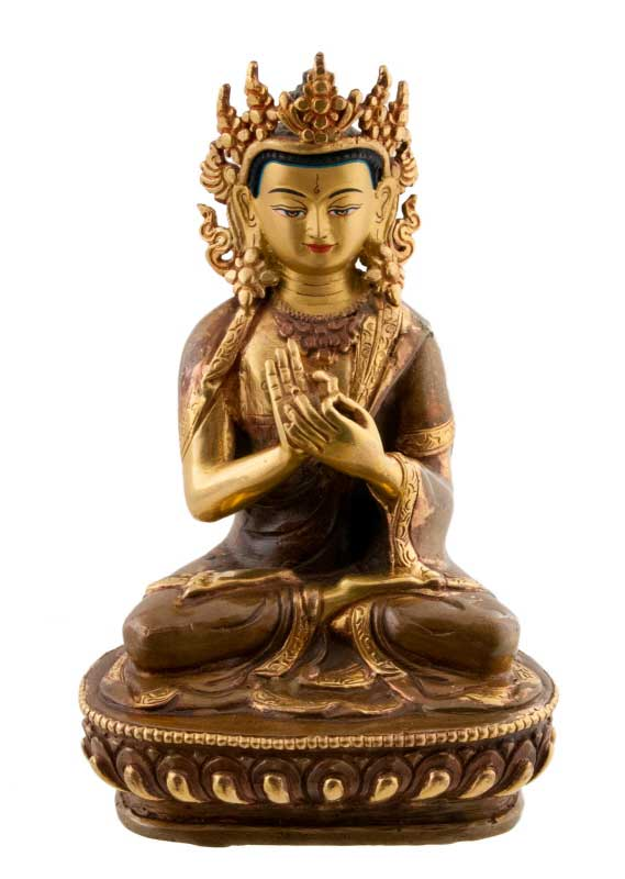 bouddha maitreya statue tibetaine de bouddha 15cm. Black Bedroom Furniture Sets. Home Design Ideas
