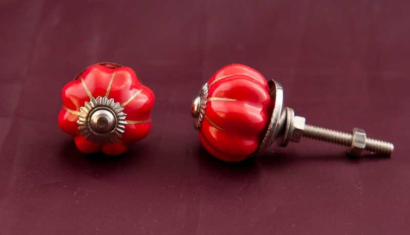 2 boutons de porte poignees de placard tiroir meuble porcelaine 3 cm 47. Black Bedroom Furniture Sets. Home Design Ideas