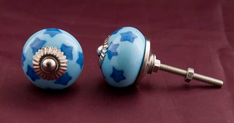 2 boutons de porte poignees de placard tiroir meuble porcelaine 3 7 cm ge3 - Bouton de porte de placard ...