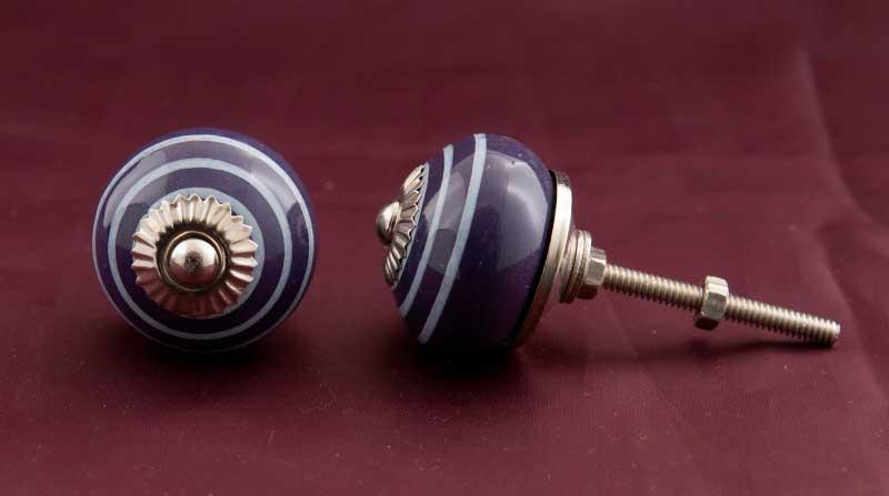 2 boutons de porte poignees de placard tiroir meuble porcelaine 3 7 cm gk3. Black Bedroom Furniture Sets. Home Design Ideas