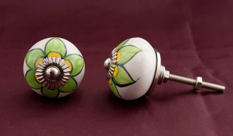 2 boutons de porte poignees de placard tiroir meuble porcelaine 3 7 cm gl3 - Bouton de porte de placard ...