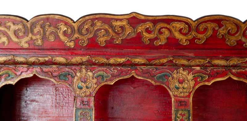 Temple tib tain 3 tiroirs autel bouddhiste - Point relais temps l ...