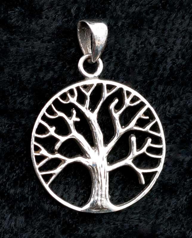 nouveau style afa5d e9220 Pendentif Arbre de Vie-Celte-Bijou en Argent 925 -Tree of life 10029 W20