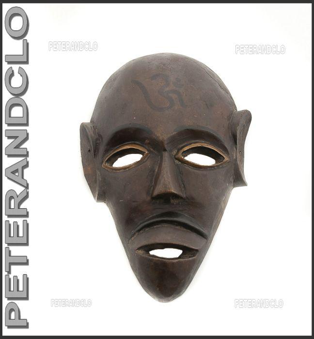 masque tibet nepal de l himalaya masques tibetains On masque nepal artisanat
